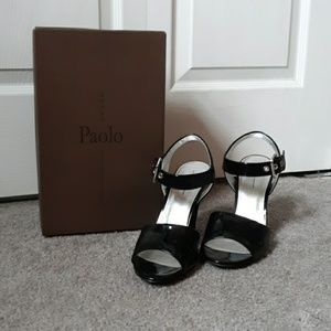 Women's Linea Paolo Patent Leather Heels